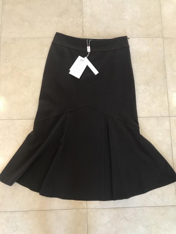 Spódnice Nowa spódnica brązowa rozkloszowana