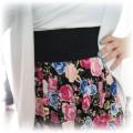 spódniczka HM floral