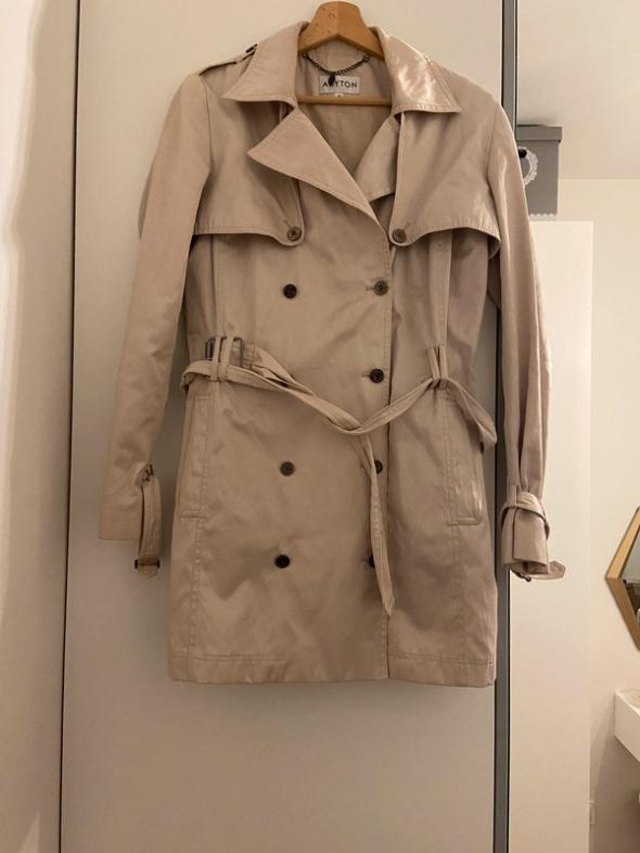 Trencz płaszcz Aryton marka premium elegancki...