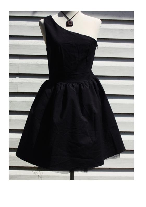 Czarna sukienka Sinsay z tiulem...