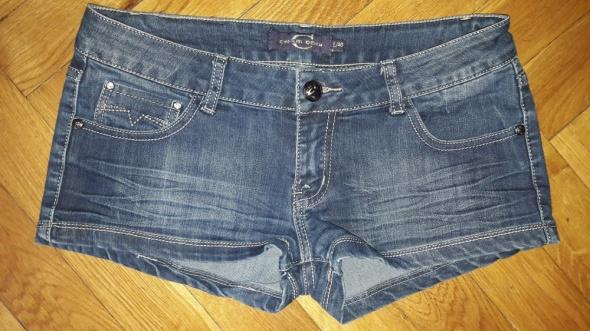Spodenki Spodenki jeansowe Denim m l