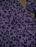 H&M panterka kieszonki kokardki śliczny...