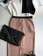 Elegancka bluzka Zara Basic...