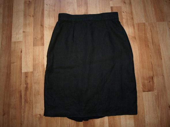 Spódnice Lniana spódnica S M