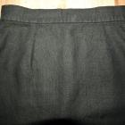 Lniana spódnica S M