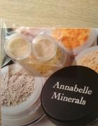 Dwa podkłady Annabelle Minerals