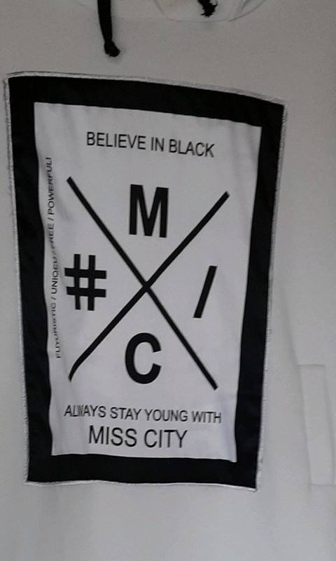 Bluza Miss City...