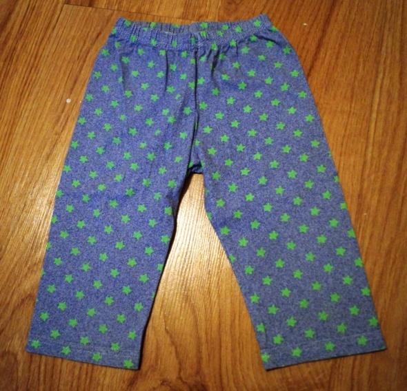 Spodnie i spodenki getry 116