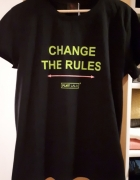 Nowa koszulka PLNY LALA Change The Rules Classic Black...