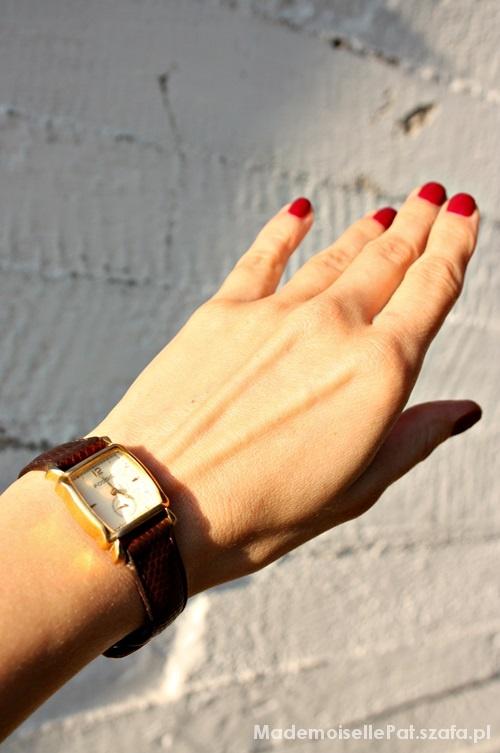 Zegarki Zegarek naręczny Fossil