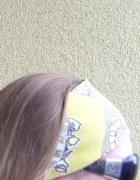 Opaska we wzory opaska na włosy...