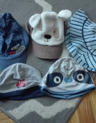 Kaszkiety kapelusze czapeczki...