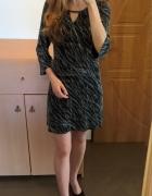 Elegancka sukienka 40 42 sylwester impreza...