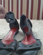 stylowe sandały...