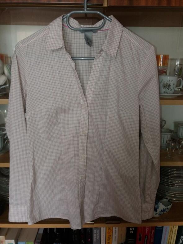 Koszule Koszula H&M krateczka wizytowa 36