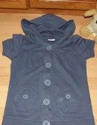 Bluzka z kapturem NEXT 134 cm 9 lat
