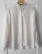 Koszula groszki kropki