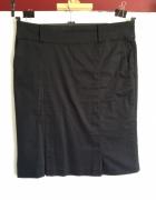 Czarna olowkowa elegancka spódniczka H&M rozm 38...