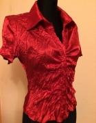 Pomięta czerwona bluzeczka