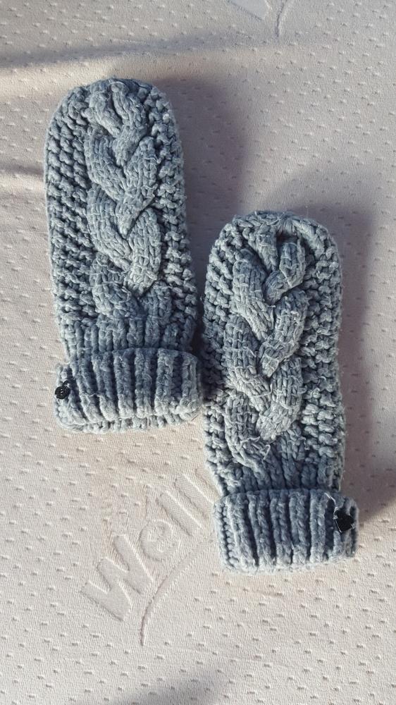 Rękawiczki na palec...