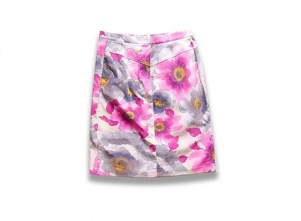 Spódnice nowa kwiatowa spódnica ołówkowa