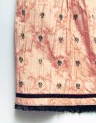 rozmiar 40 nowa elegancka spódnica kolor morelowy...