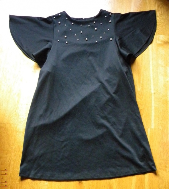 sukienka nietoperz XL...