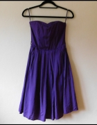 New Look sukienka fiolet 36...
