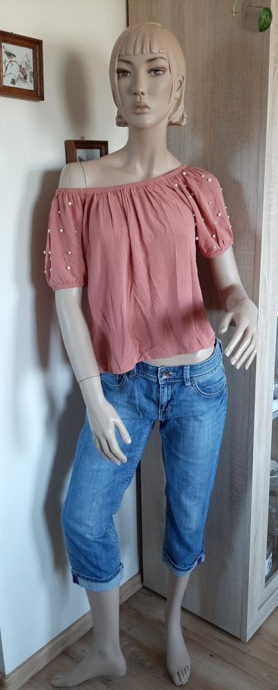 Spodnie Jeansowe chinosy Esprit
