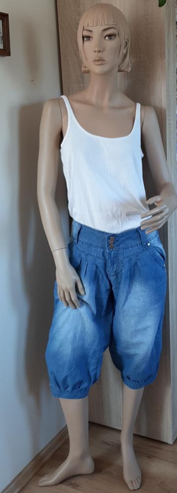Spodenki Jeansowe alladynki