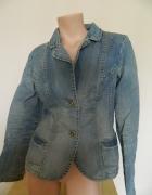 jeansowa kurteczka...