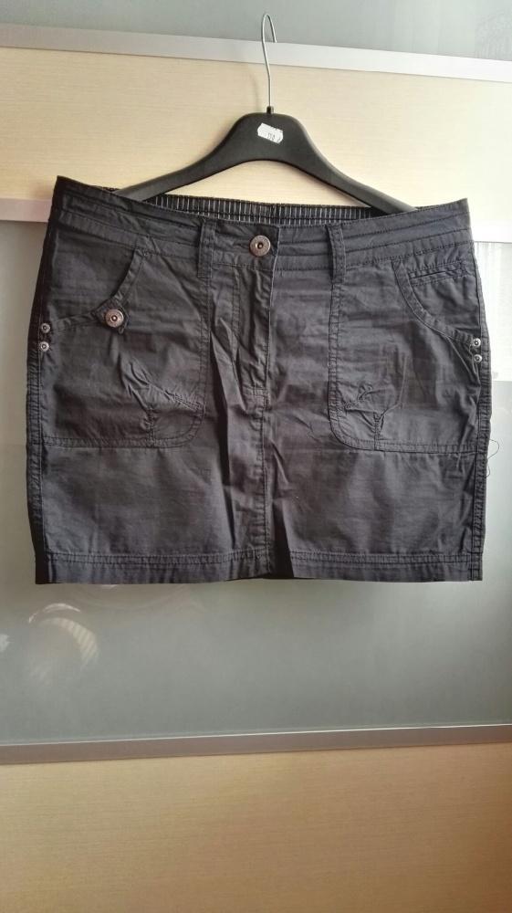 Spódnice granatowa spódnica mini rozm s