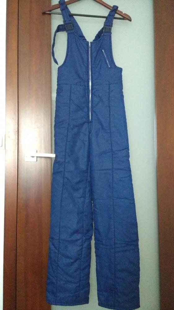 Spodnie ocieplane 164