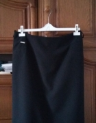 Klasyczna nowa spodnica czerń...
