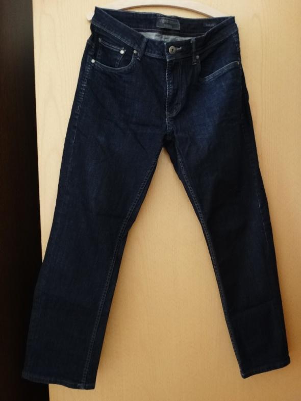 Męskie jeansy C&A W34 L30