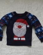 Little Rebel Sliczny Świąteczny sweterek 98