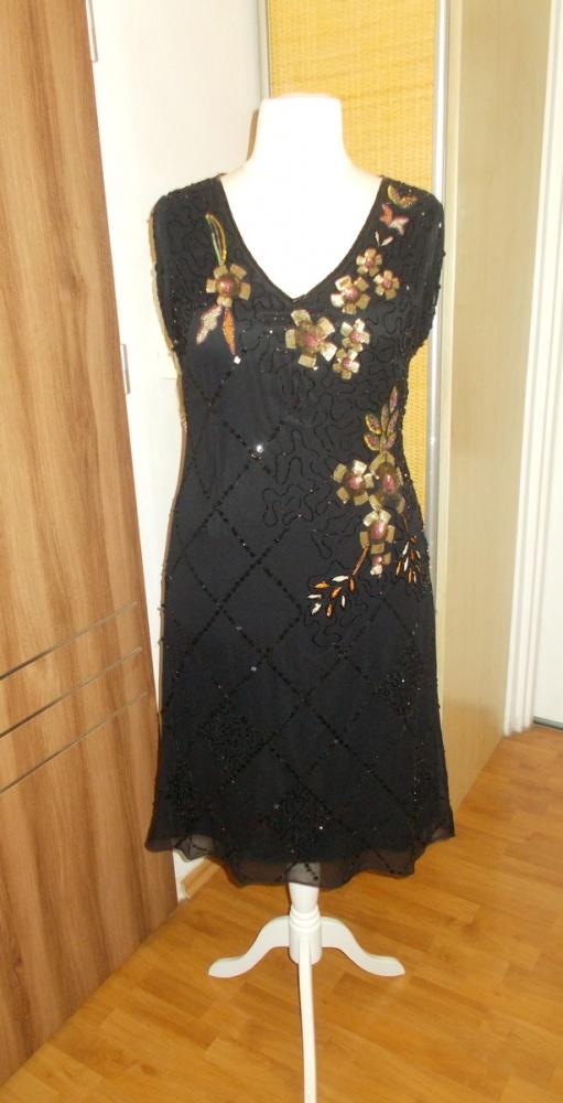Suknie i sukienki Jedwabna biżuteryjna 44