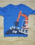 Niebieska bluzeczka 104...