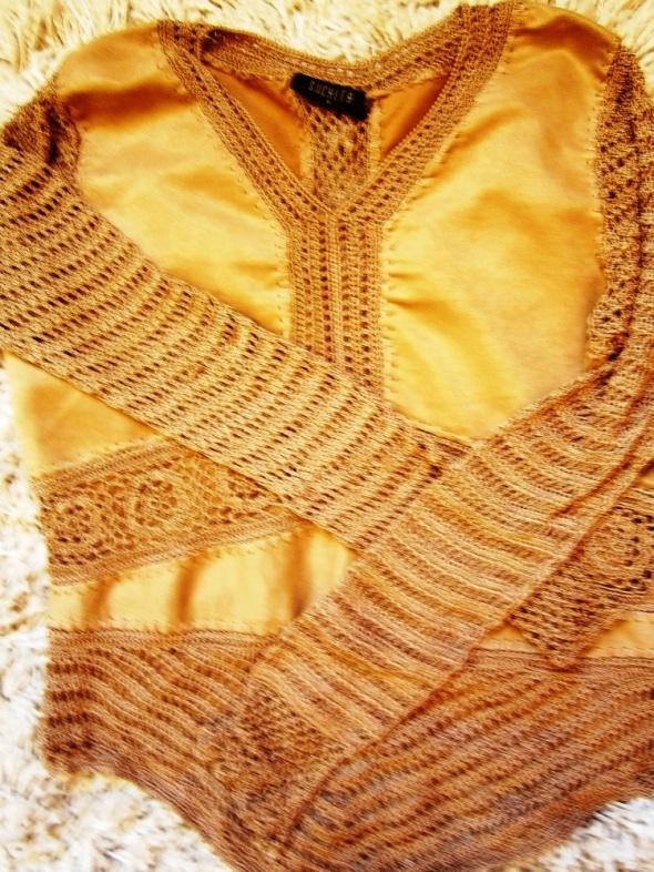 Swetry sweterek w stylu hippie boho