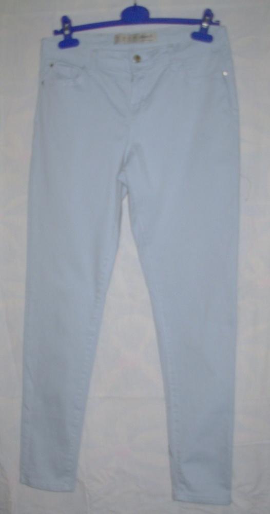 Niebieskie jeansy Denim Co 40...