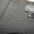 Czarna rozkloszowana spódniczka XS S