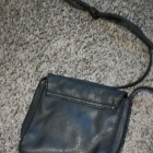 Mała torebka na pasku czarna Jenny Fairy CCC