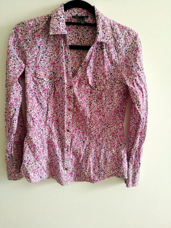 Damska Koszula Mango S floral...