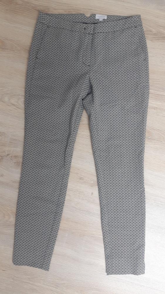 Spodnie Eleganckie spodnie print