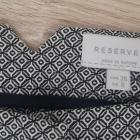 Eleganckie spodnie print