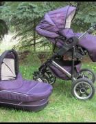 Wózek 2 w 1 spacerówka i gondola Camarelo Q12 stan bdb...