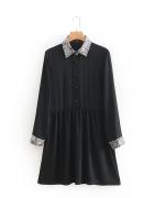 Czarna sukienka