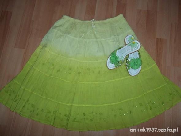 Spódnice Spódnica na lato