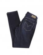LEVIS Demi Cutve classic slim leg spodnie damskie W26 L32 pas 7...