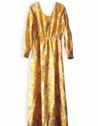 boho sukienka elegancka sukienka ruda sukienka maxi sukienka...